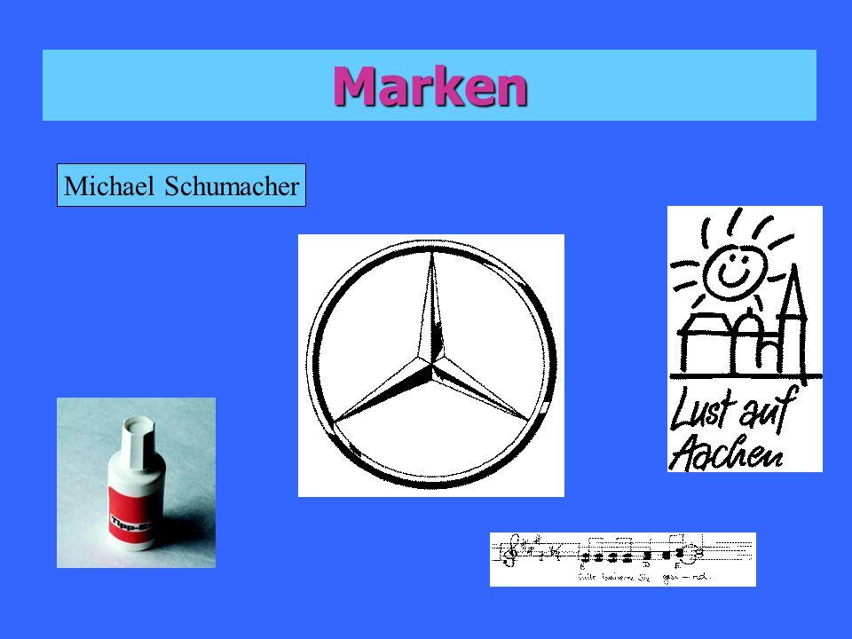 Marken Michael Schumacher