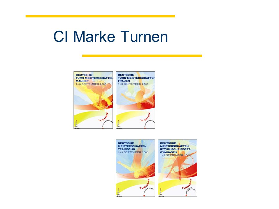 CI Marke Turnen