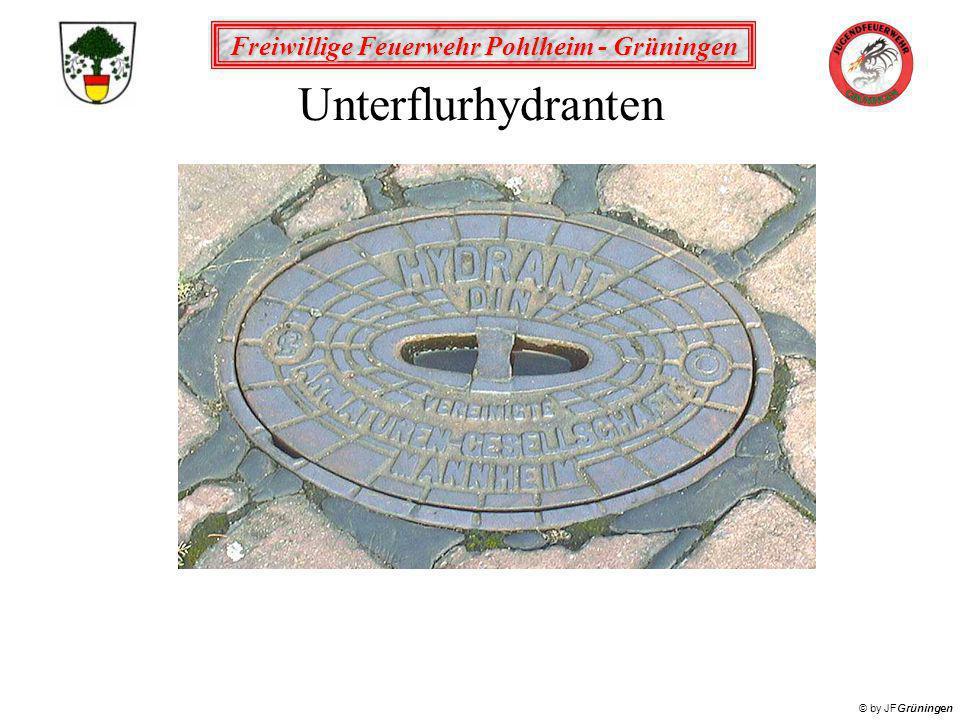Unterflurhydranten
