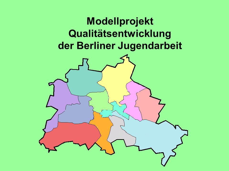 Modellprojekt Qualitätsentwicklung der Berliner Jugendarbeit