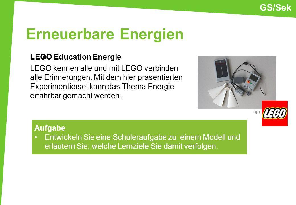 Erneuerbare Energien GS/Sek