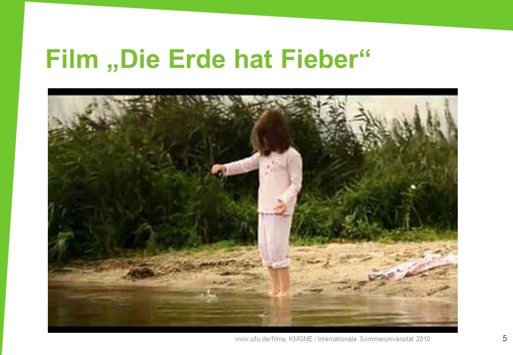 """Film """"Die Erde hat Fieber"""