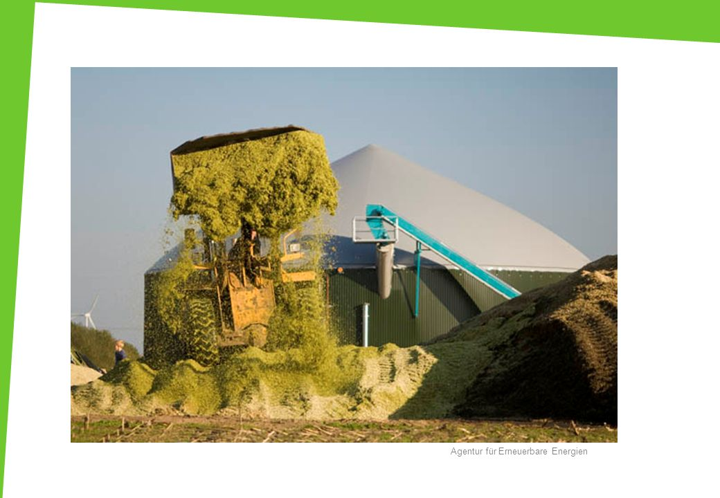 Landwirt/in Agentur für Erneuerbare Energien