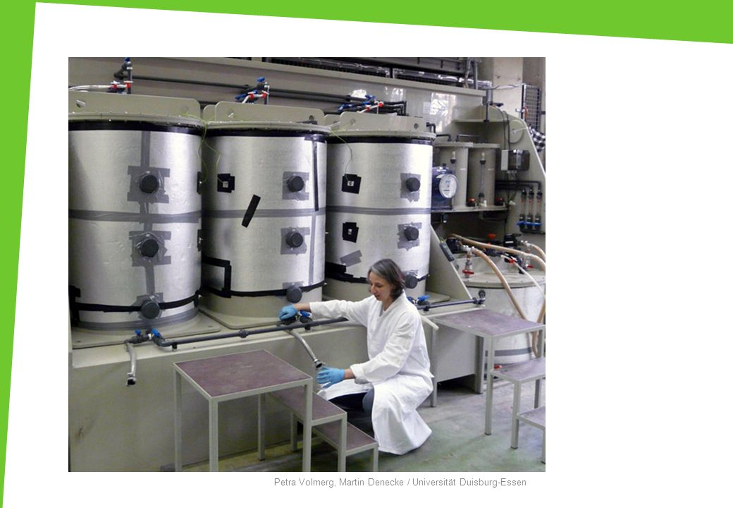 Fachkraft für Kreislauf und Abfallwirtschaft Chemielaborant/in