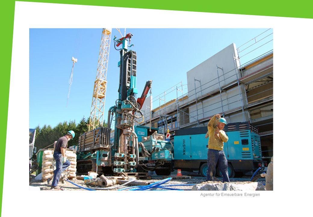 Brunnenbauer/in Agentur für Erneuerbare Energien