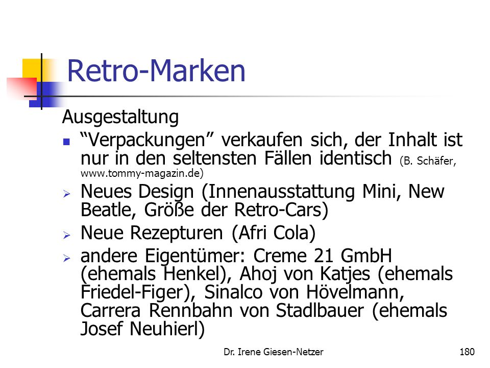 Dr. Irene Giesen-Netzer