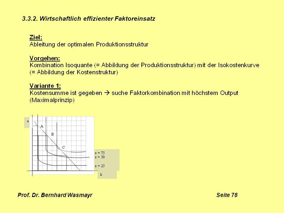 Prof. Dr. Bernhard Wasmayr Seite 78