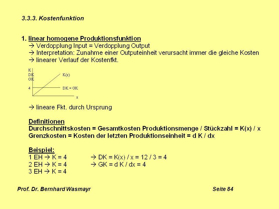 Prof. Dr. Bernhard Wasmayr Seite 84