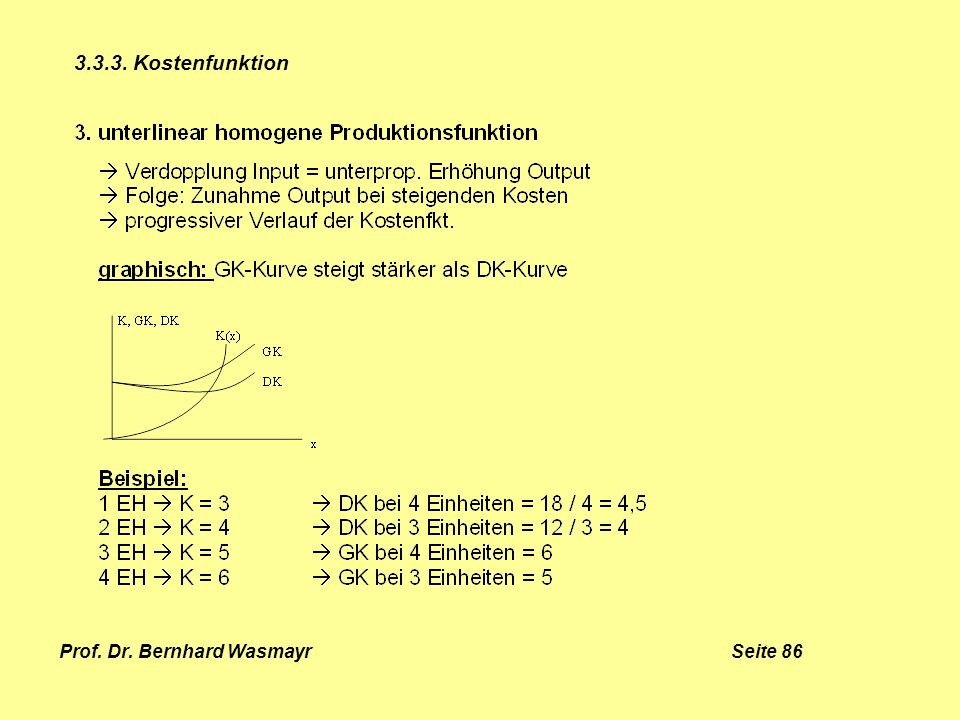 Prof. Dr. Bernhard Wasmayr Seite 86