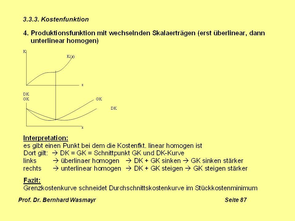 Prof. Dr. Bernhard Wasmayr Seite 87