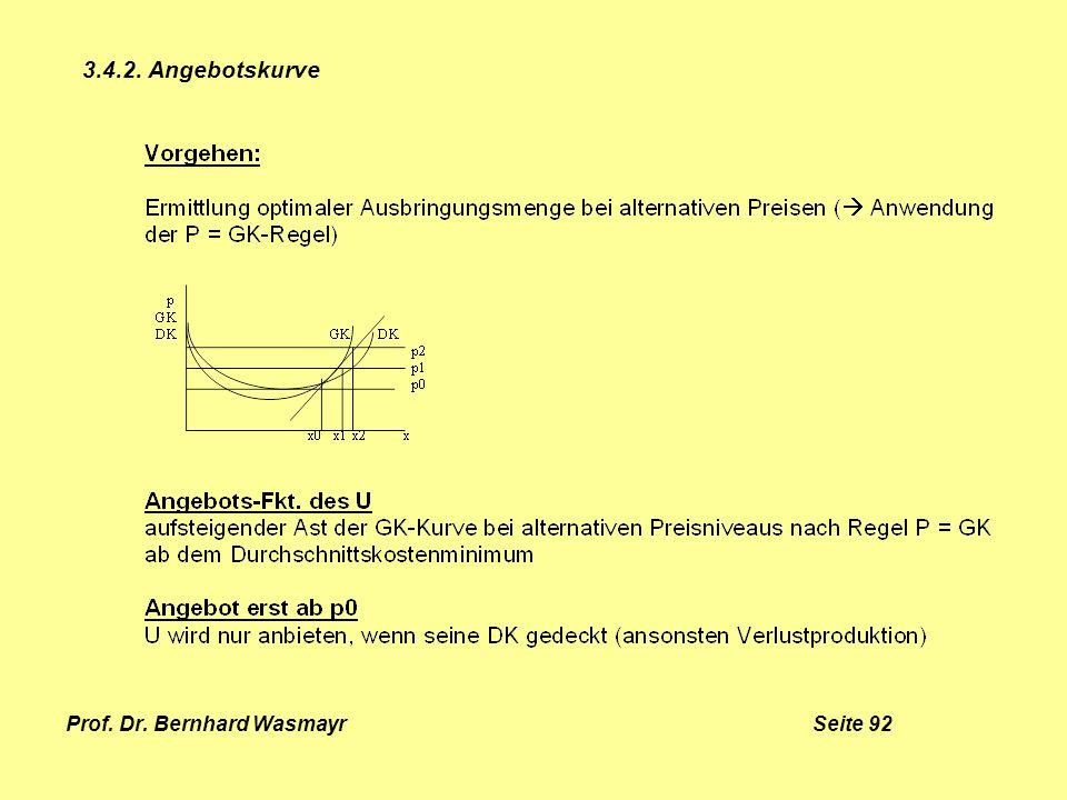 Prof. Dr. Bernhard Wasmayr Seite 92