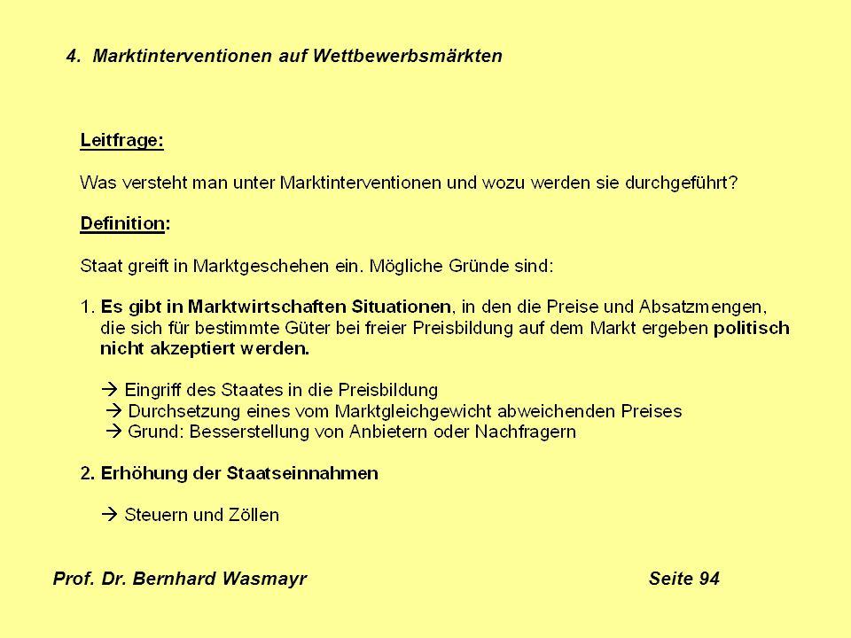 Prof. Dr. Bernhard Wasmayr Seite 94