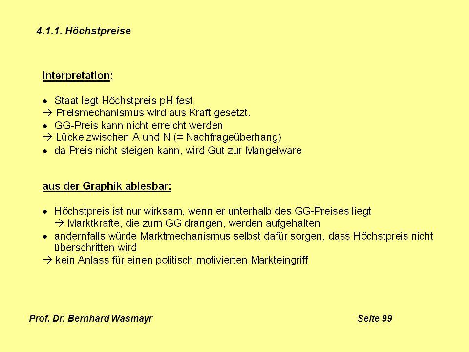 Prof. Dr. Bernhard Wasmayr Seite 99
