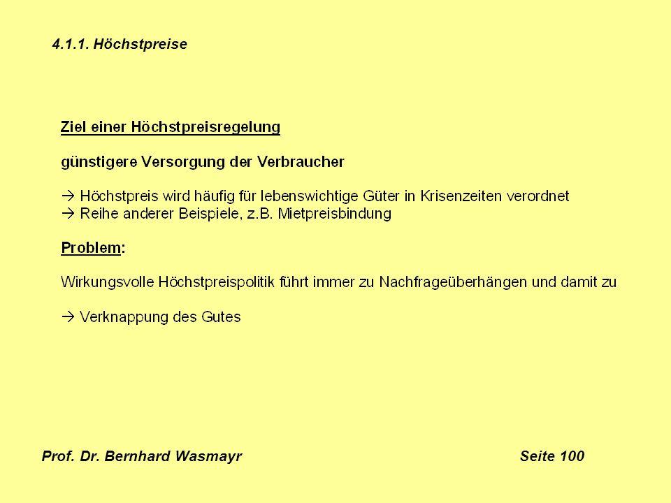 Prof. Dr. Bernhard Wasmayr Seite 100