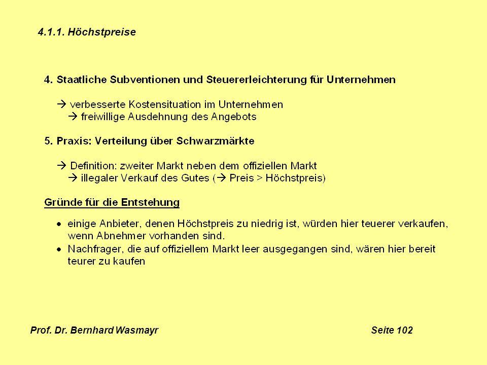 Prof. Dr. Bernhard Wasmayr Seite 102