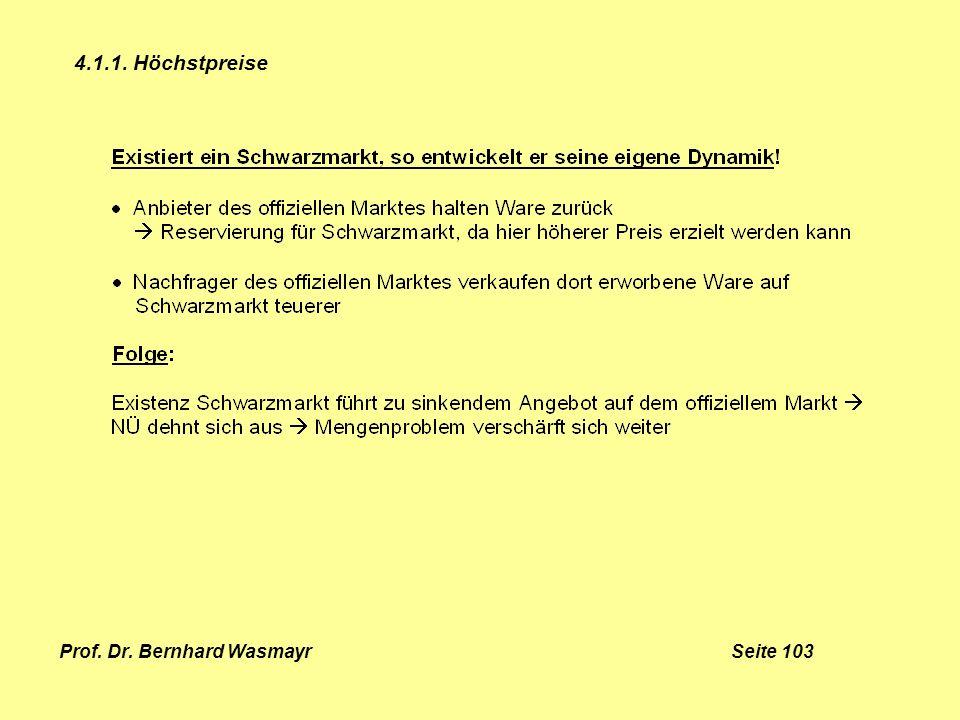 Prof. Dr. Bernhard Wasmayr Seite 103