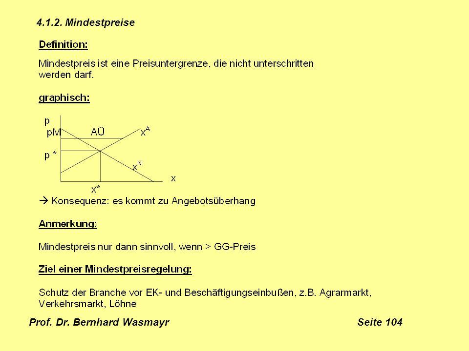 Prof. Dr. Bernhard Wasmayr Seite 104