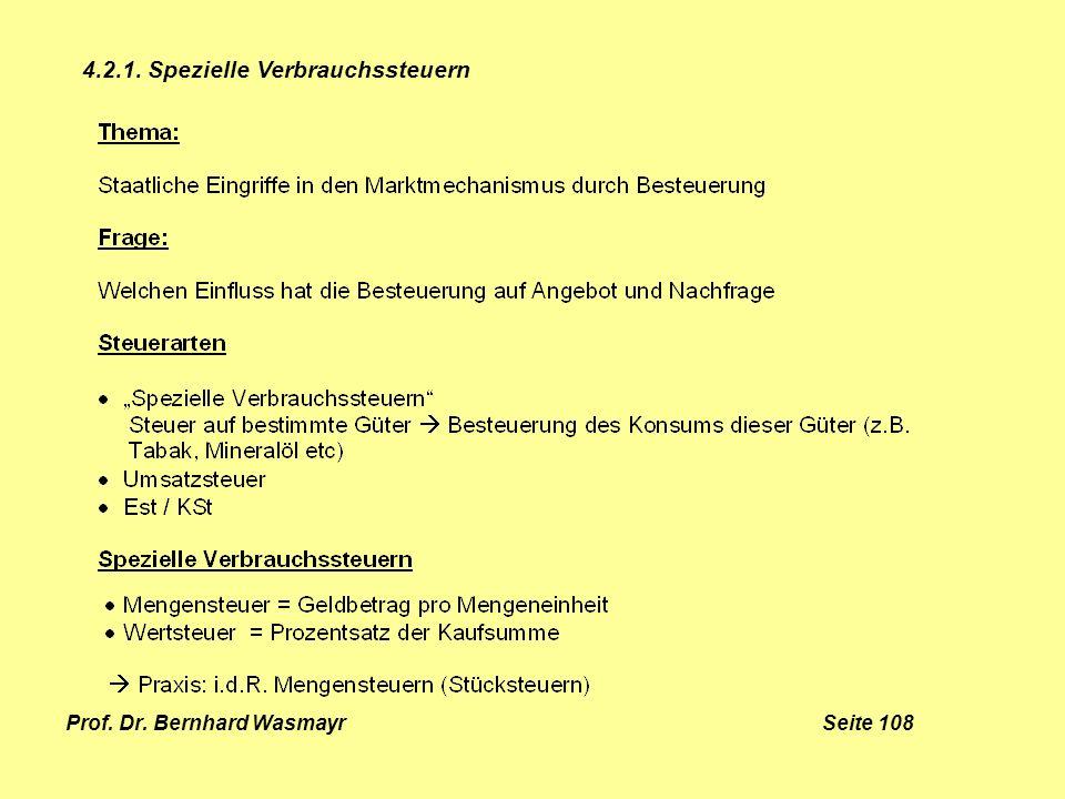 Prof. Dr. Bernhard Wasmayr Seite 108