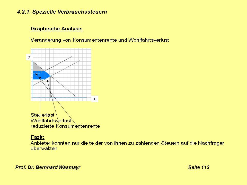Prof. Dr. Bernhard Wasmayr Seite 113