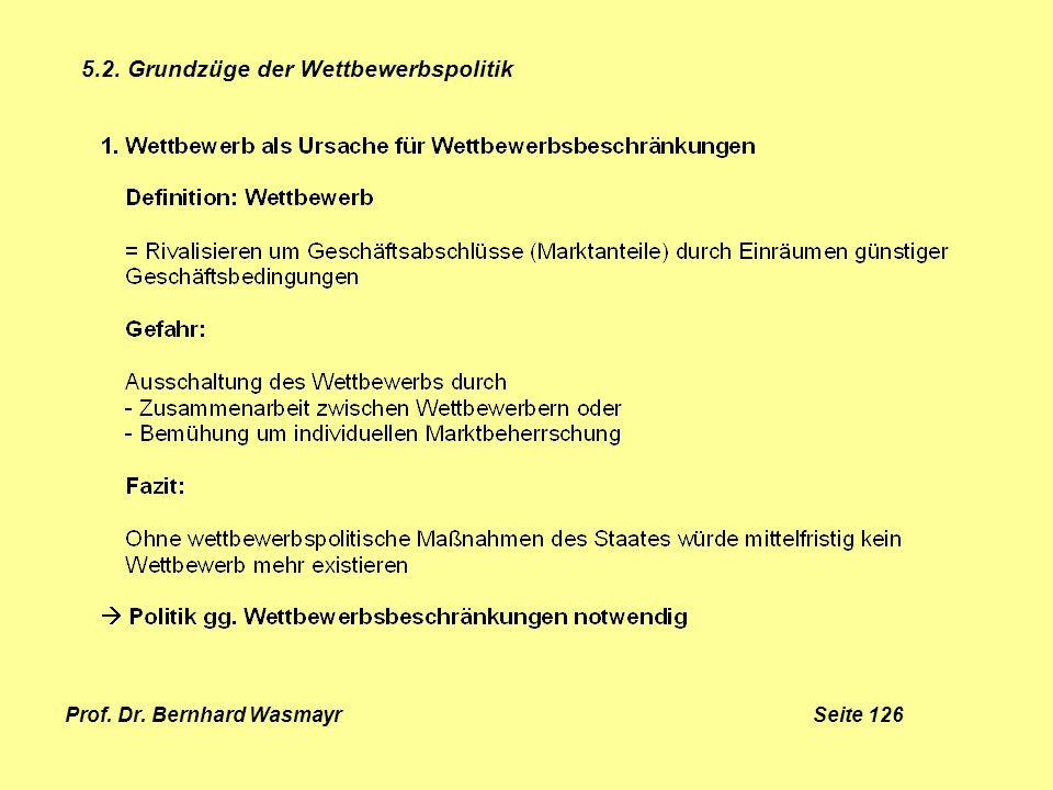 Prof. Dr. Bernhard Wasmayr Seite 126
