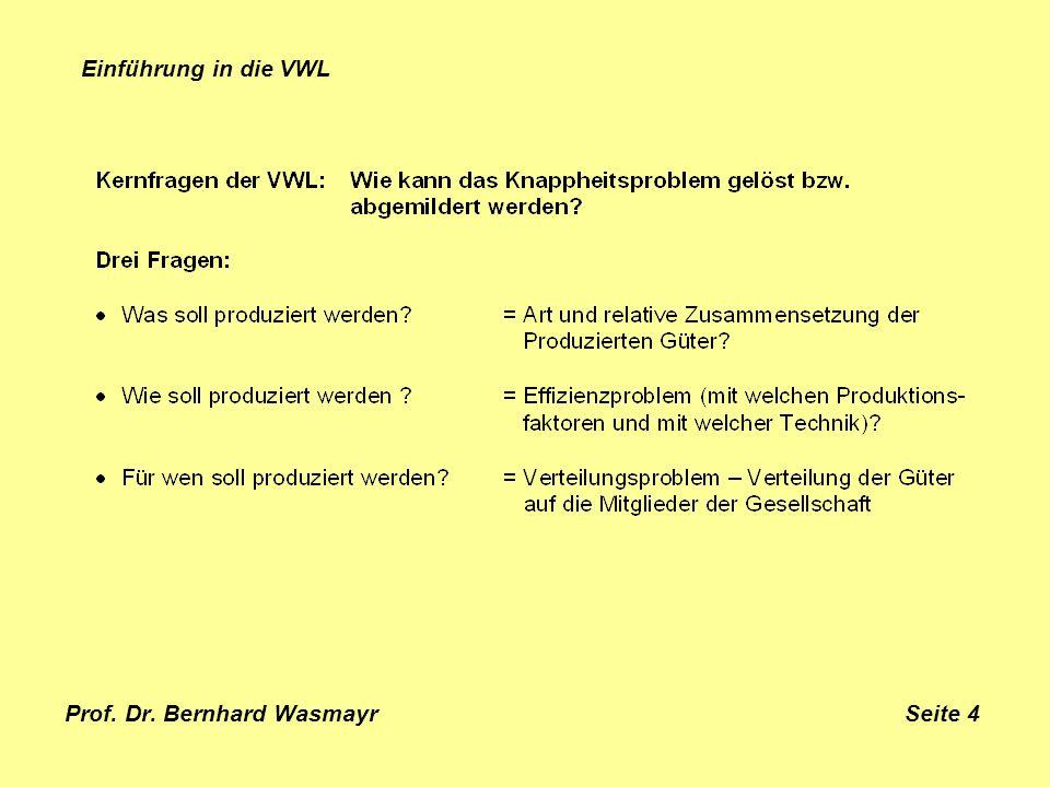 Prof. Dr. Bernhard Wasmayr Seite 4