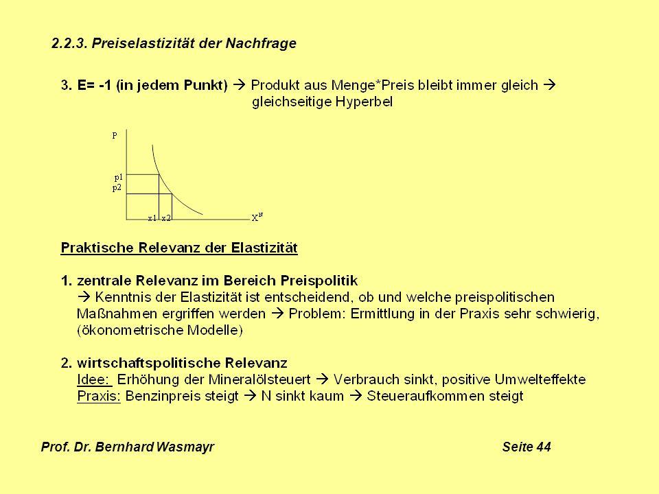 Prof. Dr. Bernhard Wasmayr Seite 44