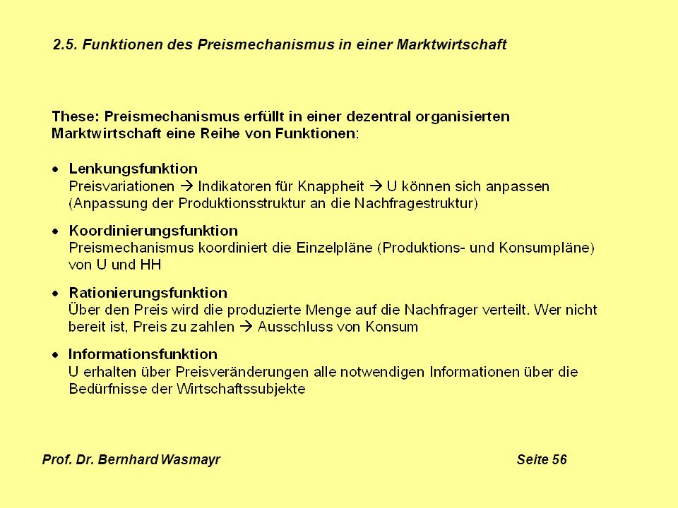Prof. Dr. Bernhard Wasmayr Seite 56