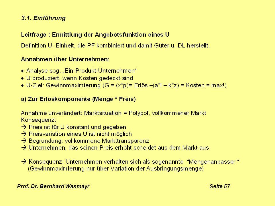 Prof. Dr. Bernhard Wasmayr Seite 57