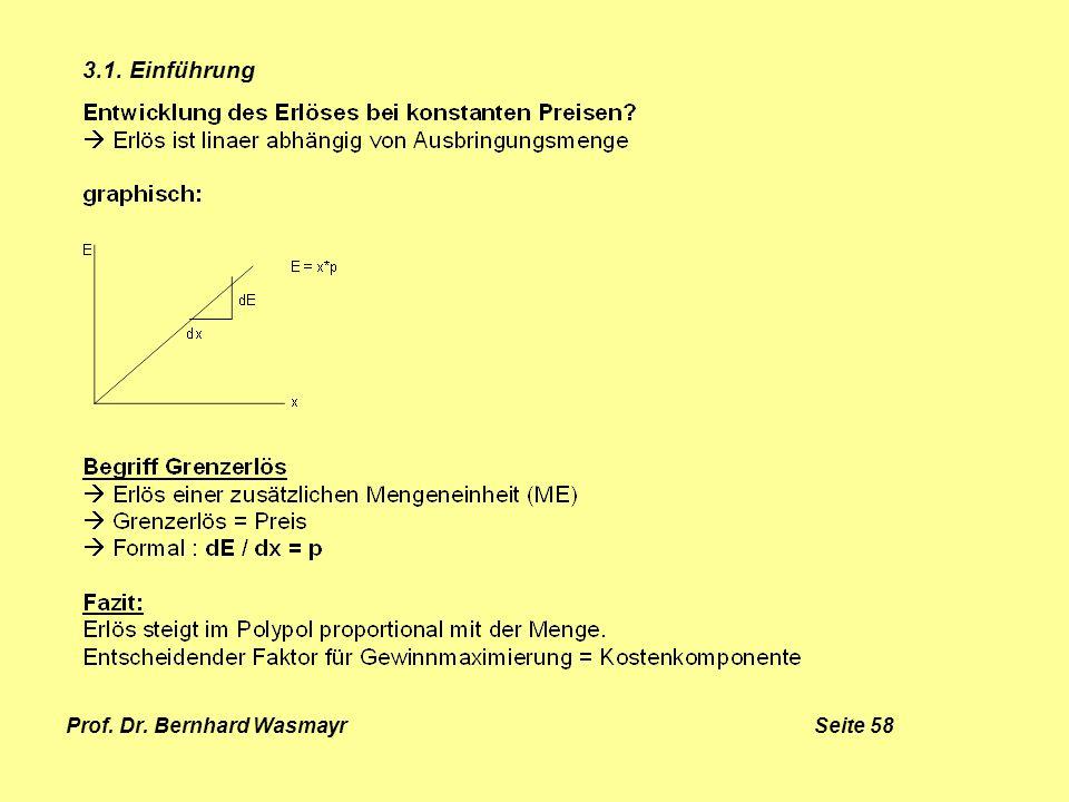 Prof. Dr. Bernhard Wasmayr Seite 58