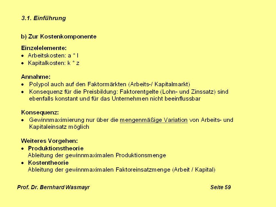 Prof. Dr. Bernhard Wasmayr Seite 59