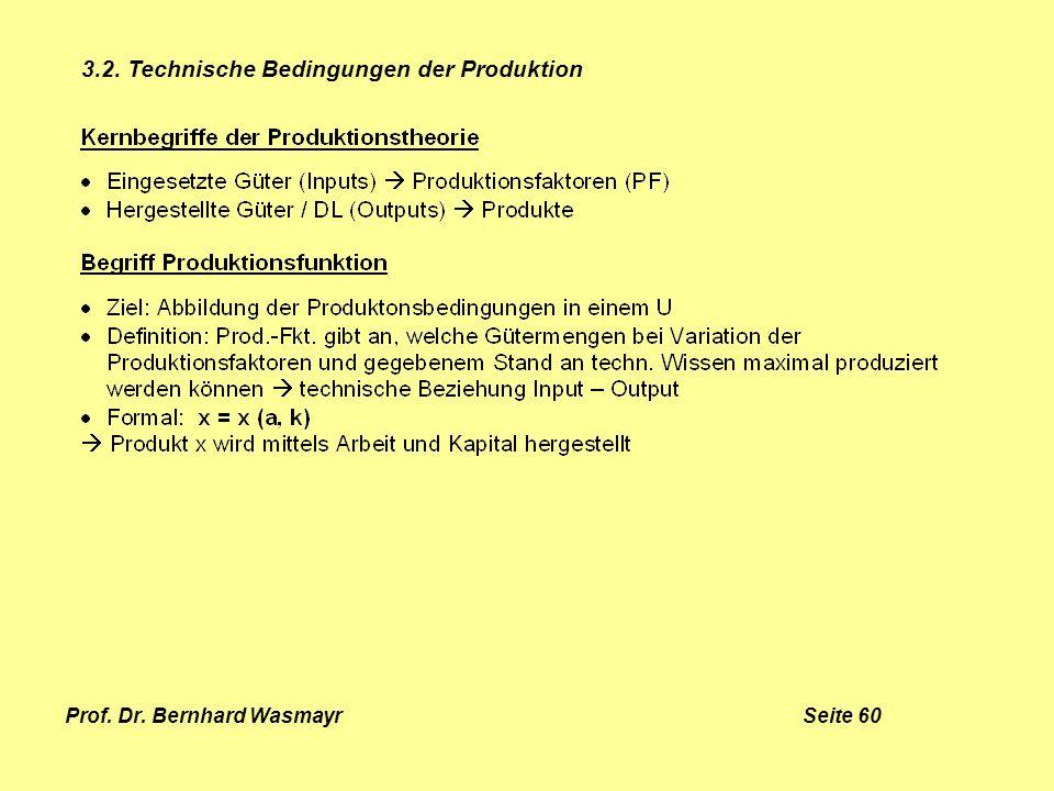 Prof. Dr. Bernhard Wasmayr Seite 60
