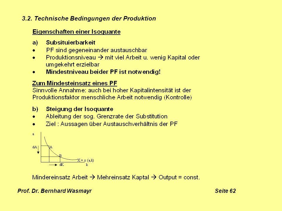 Prof. Dr. Bernhard Wasmayr Seite 62