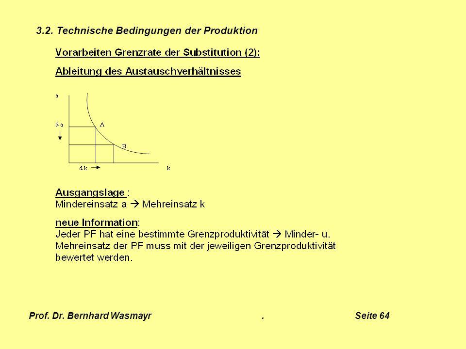 Prof. Dr. Bernhard Wasmayr . Seite 64