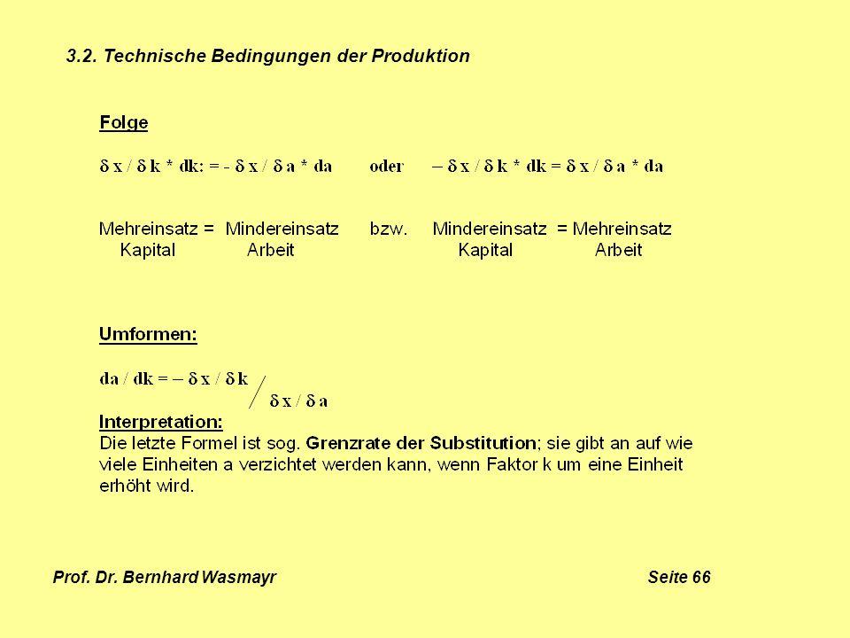 Prof. Dr. Bernhard Wasmayr Seite 66