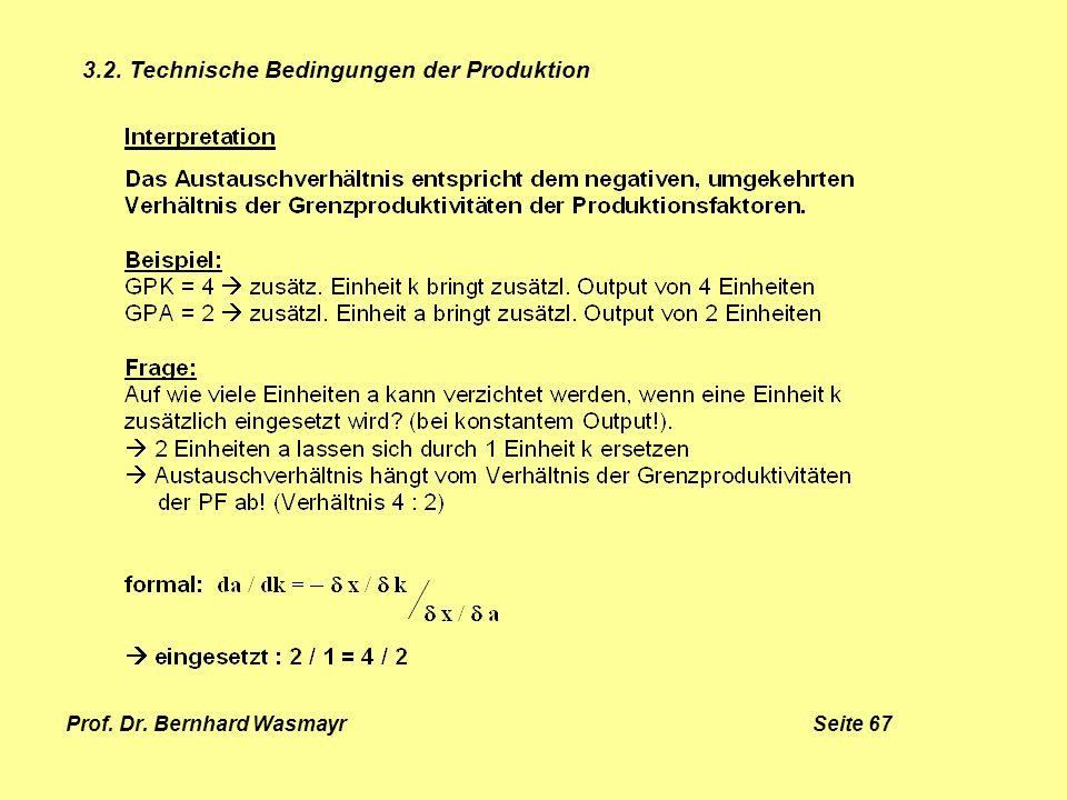 Prof. Dr. Bernhard Wasmayr Seite 67