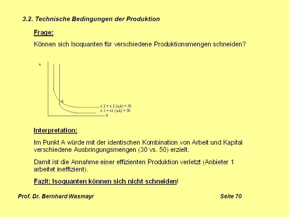 Prof. Dr. Bernhard Wasmayr Seite 70