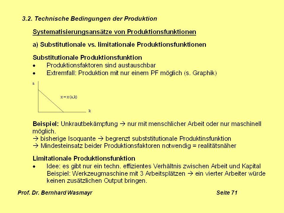 Prof. Dr. Bernhard Wasmayr Seite 71