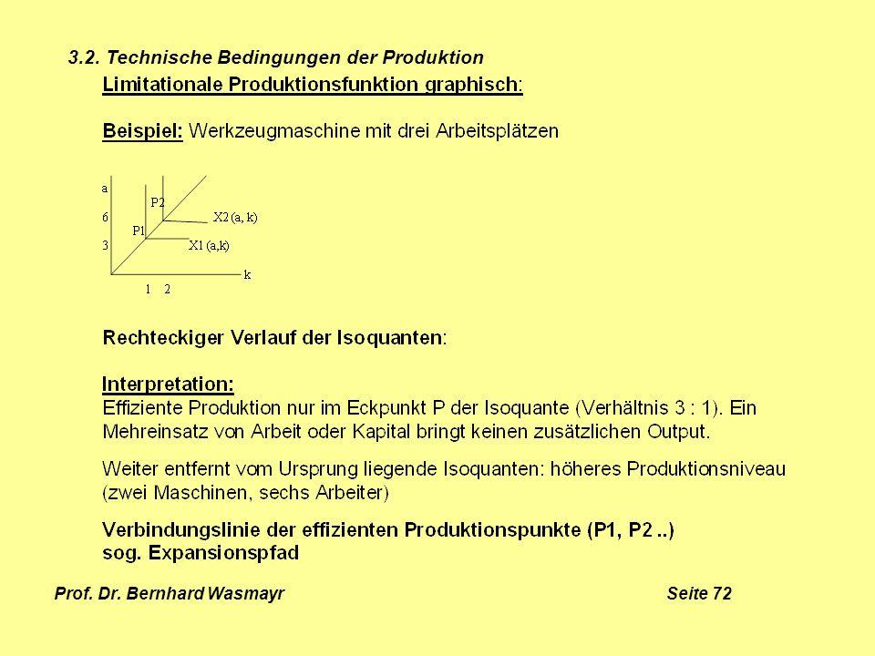 Prof. Dr. Bernhard Wasmayr Seite 72