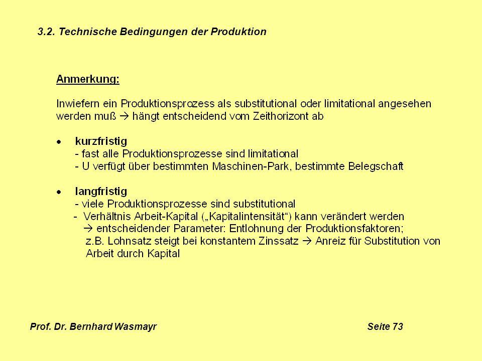 Prof. Dr. Bernhard Wasmayr Seite 73