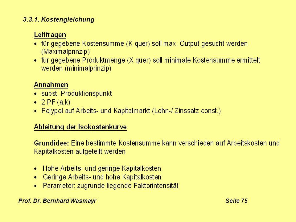 Prof. Dr. Bernhard Wasmayr Seite 75