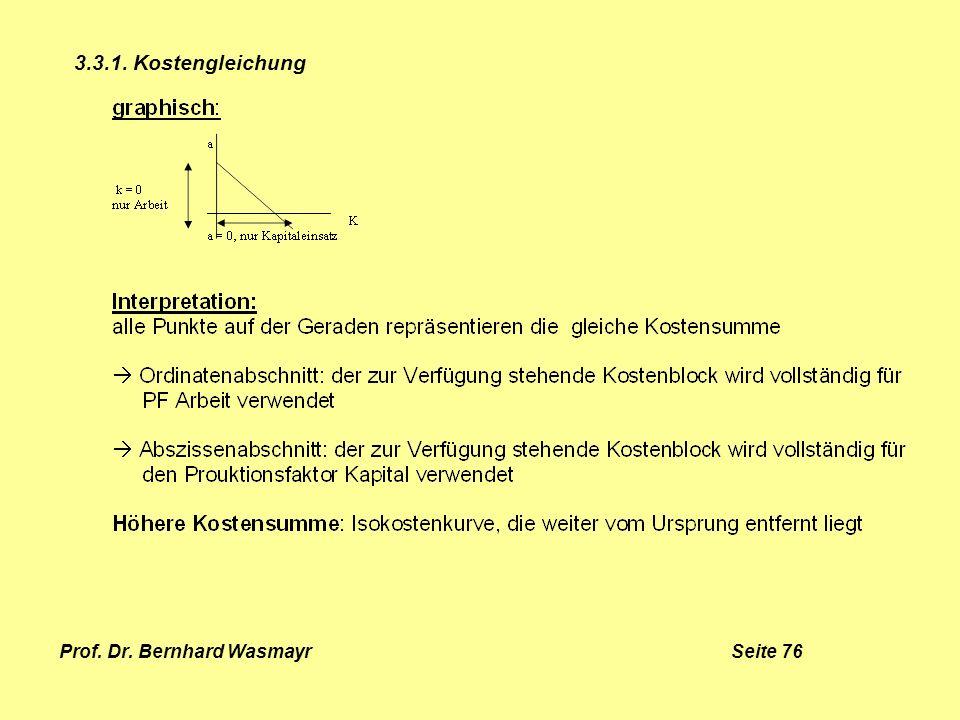 Prof. Dr. Bernhard Wasmayr Seite 76