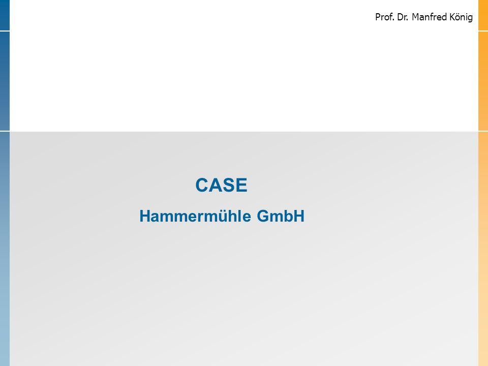CASE Hammermühle GmbH