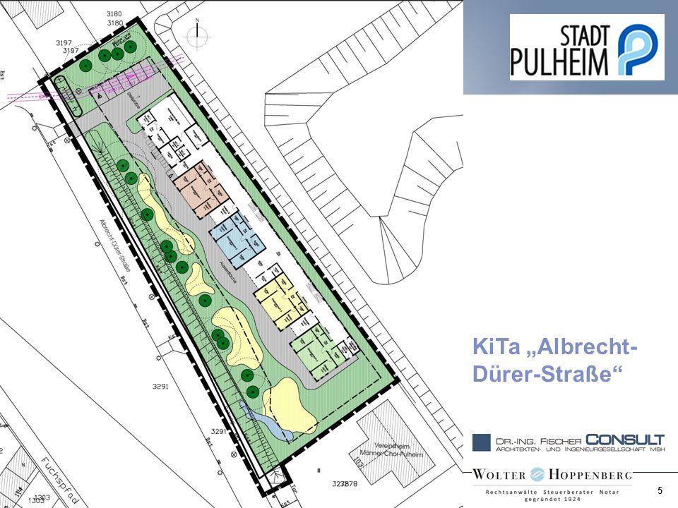 """KiTa """"Albrecht-Dürer-Straße"""