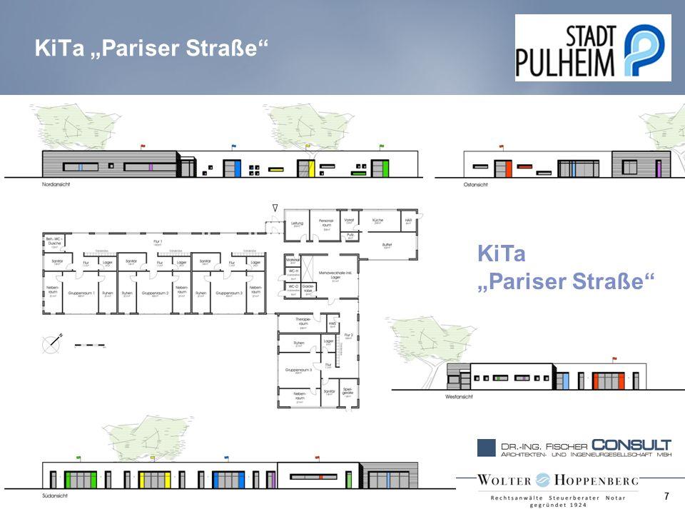 "KiTa ""Pariser Straße KiTa ""Pariser Straße"