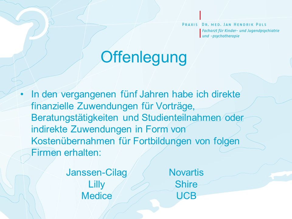 Janssen-Cilag Lilly Medice