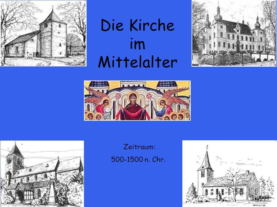 Die Kirche im Mittelalter