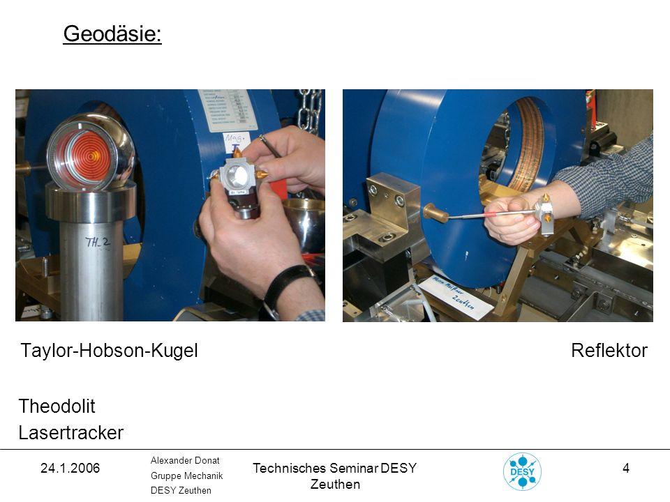 yx Taylor-Hobson-Kugel Reflektor Theodolit Lasertracker