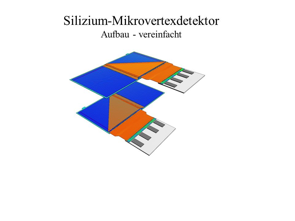 Silizium-Mikrovertexdetektor