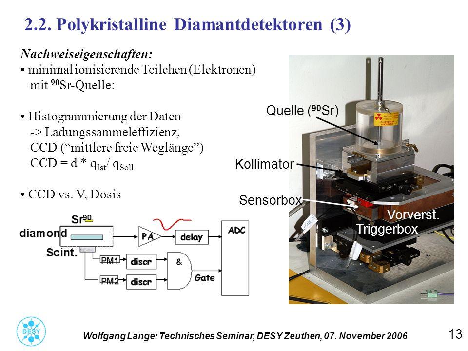 2.2. Polykristalline Diamantdetektoren (3)