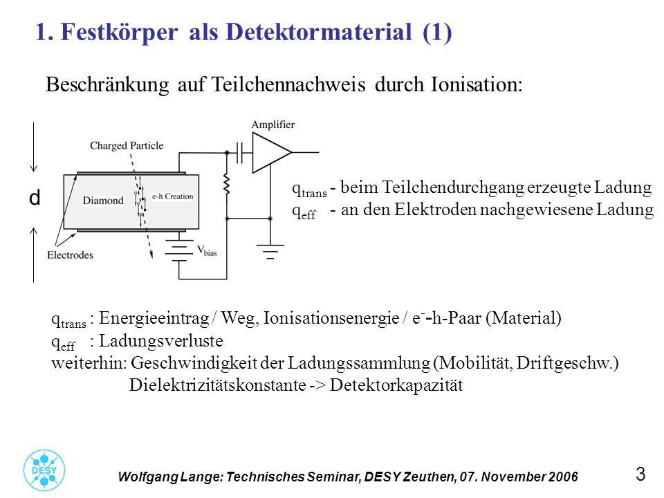 1. Festkörper als Detektormaterial (1)
